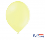 Ballons pastell gelb